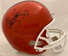 Clay Matthews Cleveland Browns Signed Replica Helmet