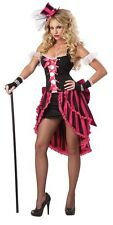 Eye Candy Parisian Showgirl Sexy Halloween Costume Size Medium (8-10) NEW Dress