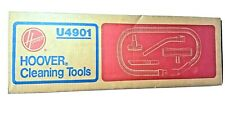 VTG Hoover U4901 5 Piece Cleaning Tools Vacuum Attachments Hose Brush Tube New