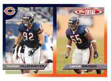 2005 Topps Total Hunter Hillenmeyer, Lance Briggs #146