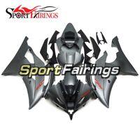 Bodywork for Yamaha YZF R6 08 09 10 11 12 13 14 15 16 Fairings Grey Red Decals