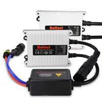 Safego 2X Universal AC 35W Slim Car xenon HID Replacement Ballast conversion kit