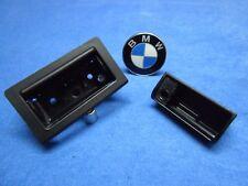 BMW e36 3er Ascher hinten Mittelkonsole schwarz Limo Kombi Coupe Cabrio 8144797