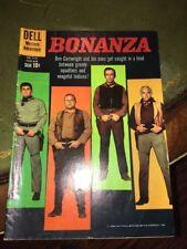 """Bonanza #1 KEY Dell 4 Color  """"1st Issue""""  Of Bonanza # 1110"""