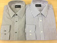 EX- M&S EASY TO IRON  OUTSTANDING VALUE  STRIPES SHIRTS REG: FIT