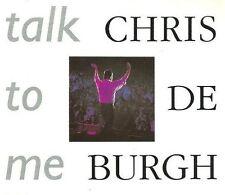 Chris de Burgh Talk to me (1992) [Maxi-CD]
