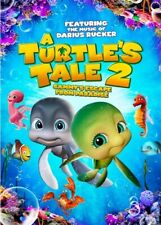 A TURTLE'S TALE 2 SAMMY'S ESCAPE FROM PARADISE New Sealed DVD