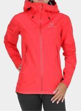 ARCTERYX Beta LT Jacket | Womens Rad GORE-TEX® Size Small | RRP £420 SV Alpha