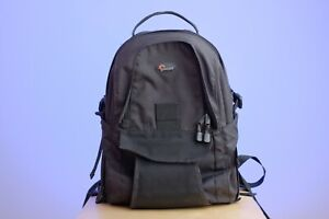 LowePro Mini Trekker AW Camera Bag Backpack with rain cover, good condition.