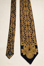Designer GIANFRANCO FERRE Italy Men's Silk Tie