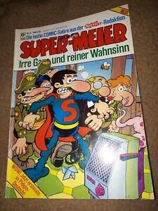 Comic Super- Meier Nr. 4