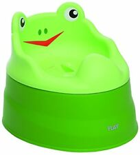 Orinales y reductores de WC verdes para niños