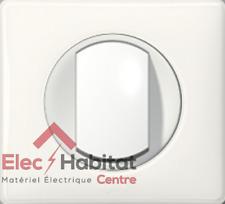 Interrupteur 10A Legrand Céliane blanc complet 67001+68001+80251+66631