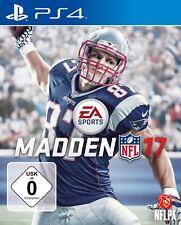 Madden NFL 17 PS4 PlayStation 4 NUEVO + Embalaje orig.