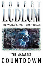 The Matarese Countdown by Robert Ludlum HARDBACK - FREE FAST DELIVERY