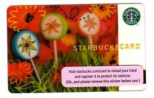 STARBUCKS GIFT CARD ~ 2006 LOLLIPOP ~ UNUSED