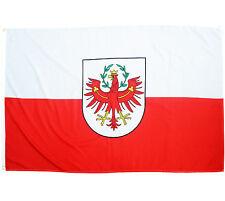 Fahne Tirol Querformat 90 x 150 cm tiroler Hiss Flagge Bundesland Österreich