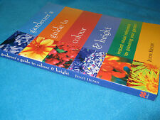 Gardener's Guide to Colour & Height ~ Jenny Hendy INSTANT Visual Reference Plant