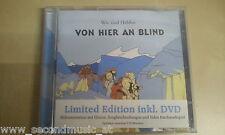 CD--WIR SIND HELDEN--VON HIER AN BLIND--CD+DVD--ALBUM