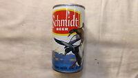Vintage Schmidt Ducks Beer Can Steel v