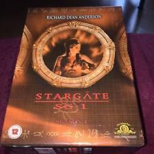 STARGATE SG1  COMPLETE series season FOUR 4 dvd