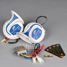 Motorcycle/Car Electric 12V Siren Loud Air Snail Horn Voice magic 18 Sound J01