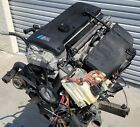 BMW E46 M3 S54 S 54 Engine Motor Complete / Harness / Accessories LOW MILE