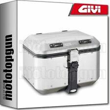 GIVI DLM46 Trekker Dolomiti Valigia Monokey in Alluminio Naturale - Argento