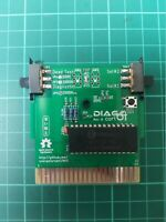 Diag64cart - Commodore 64/C64/C128/1541 Diagnostic / Dead Test Cartridge