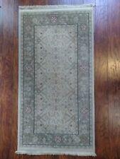 "Karastan Persian Renaissance Wool Rug With Silk Accents 31"" X 5'"
