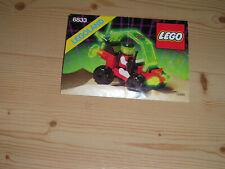 Lego Legoland Raumfahrt Classic Space Anleitung 6889