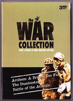 LIKE NEW The War Collection Arnhem Dambusters Atlantic (DVD, 3-Disc Box Set)  R4