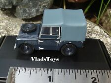 """Oxford Military 1/76 Series 1 Land Rover 80"""" canvas top RAF livery 76LAN180004"""
