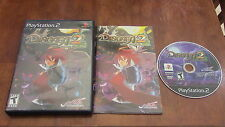 Disgaea 2 Cursed Memories Sony Playstation 2 Ps2 Video Game Complete