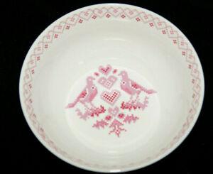 Hutschenreuther Hearts Rose-Birds Müslischale 15 cm