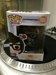 FUNKO POP - Overwatch -  MEI -180