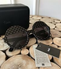 Ksubi Women's Scorpius Sunglasses - Crystal/violet