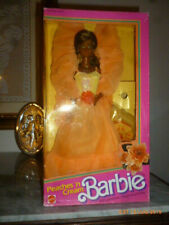 1984 Barbie Peaches n' Cream Black Fior di Pesco hawaiian superstar pretty