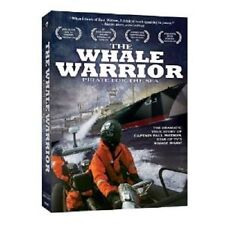 The Whale Warrior: The Pirate for the Sea (DVD, 2010) NEW Factory Sealed