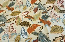 Duralee Noislette Multicolor Floral Upholstery Home Decor By the Yard Fabric