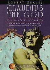 Claudius the God : And His Wife, Messalina by Robert Graves (2010, CD, Unabridge
