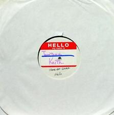 "Jonathan Keith - State Of Grace / Hello 12"" Mint- JK1 Vinyl 1995 Record Promo"