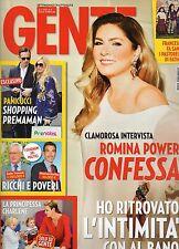 Gente 2017 11.Romina Power,Anna Oxa,Charlotte Casiraghi,Charlene Wittstock,kkk