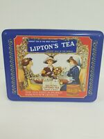 Lipton's Tea Limited Edition Nostalgic Tin Collection Tin Series 401