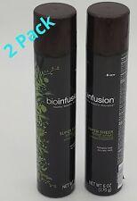 Bioinfusion Super Sheer Shine Spray 6 oz- 2 Pack