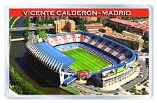 VICENTE CALDERON STADIUM MADRID MOD2 FRIDGE MAGNET SOUVENIR IMAN NEVERA