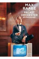 Max Raabe & Palast Orchester - MTV Unplugged [1 DVD & 1 BluRay]  - NEU