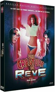 DVD - UNE CREATURE DE RÊVE / JOHN HUGUES, UNIVERSAL, NEUF