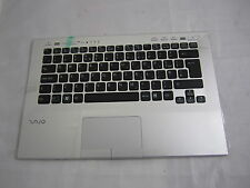 Sony Vaio PCG-41211M PCG-41219V Tastatur mit Rahmen Touchpad UK P/N:9Z.N6BBF.00U
