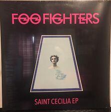 """Foo Fighters """"Saint Cecilia"""" 12"""" EP Record 2016 RCA Records New! Still Sealed"""